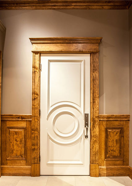 Turkstra Lumber - Doors and Trims at the Designer Showcase here at our Stoney Creek location.