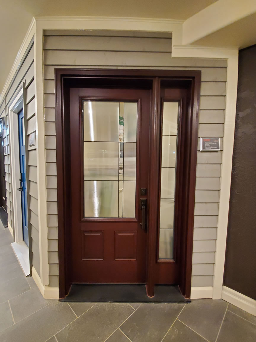 Interior Doors - Turkstra Lumber is proud to partner with Jeld-Wen, Lemieux and Trimlite for high quality interior doors in a myriad of styles, shapes and finishes at Designer Showcase.