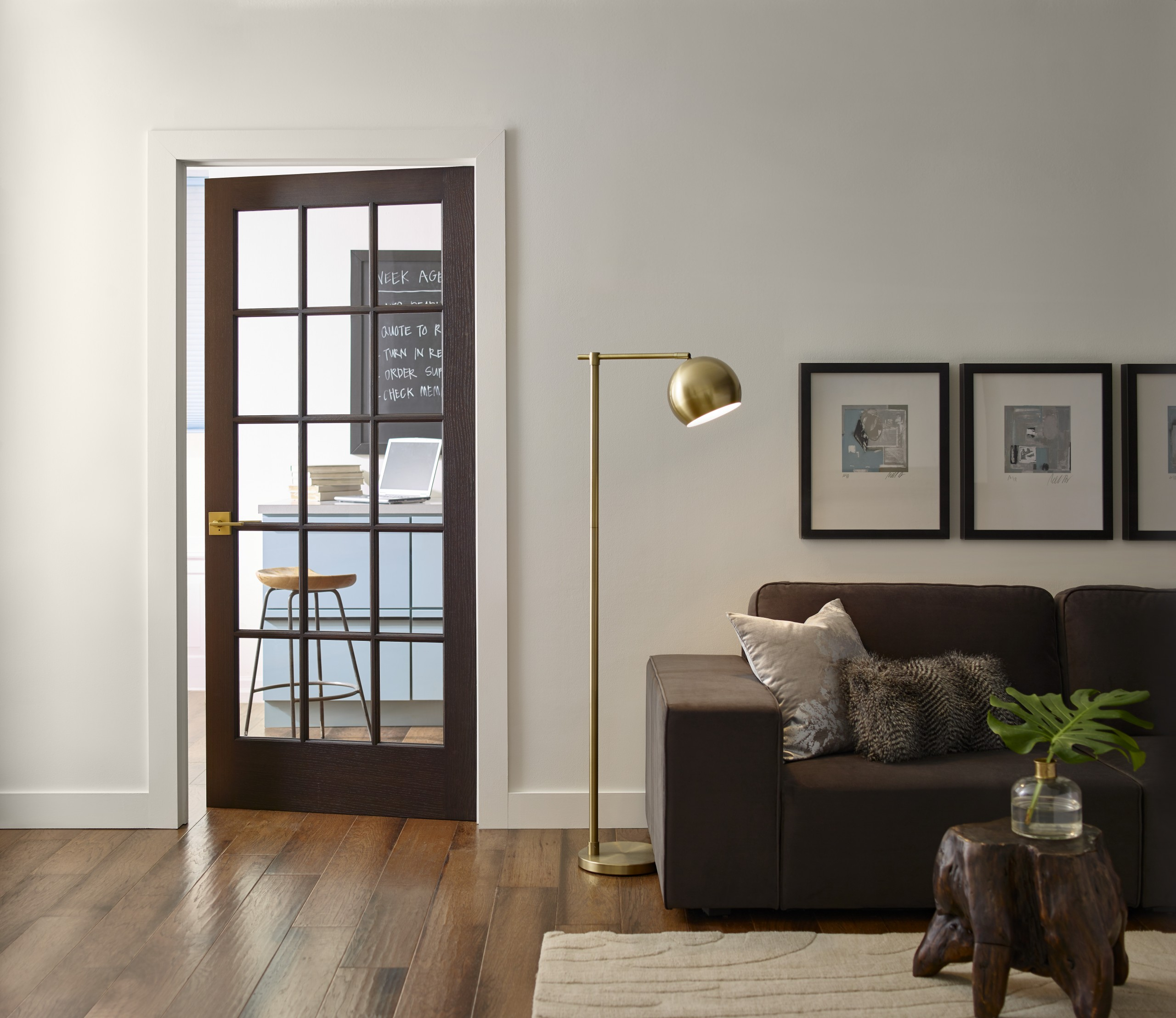 Doors - urkstra Lumber is proud to partner with Jeld-Wen, Lemieux and Trimlite for high quality interior doors in a myriad of styles, shapes and finishes at Designer Showcase.