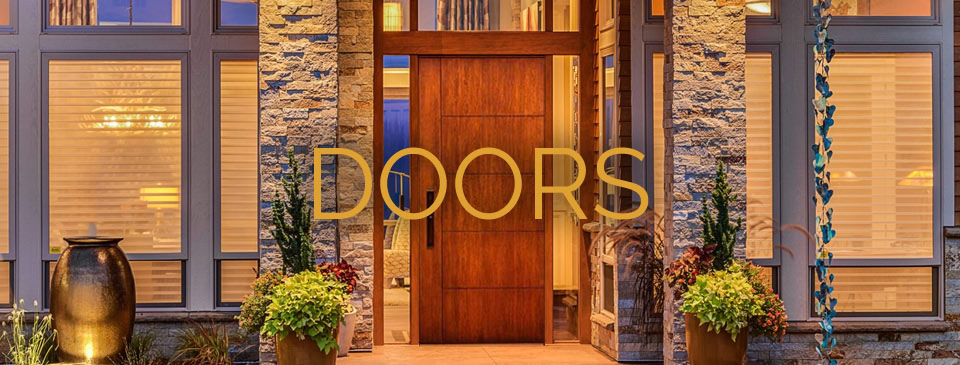 Doors - Interior and Exterior Doors at Designer Showcase by Turkstra Lumber