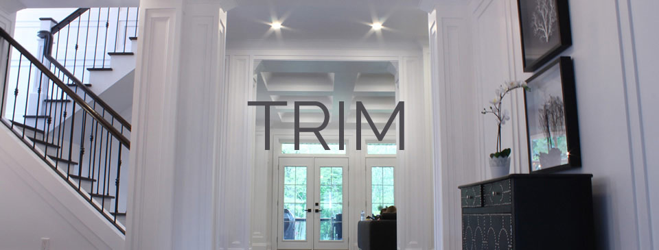 Trim Products - Trim Profiles at Designer Showcase by Turkstra Lumber.