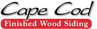 Cape Cod Finishing Wood Siding Logo