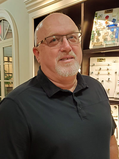 Dave Willis Windows Specialist at Designer Showcase