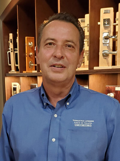 George Sowa Trim & Doors Specialist at Designer Showcase