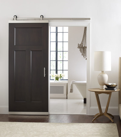 Interior Doors Products - myriad of styles, shapes and finishes at Designer Showcase at Turkstra Lumber.