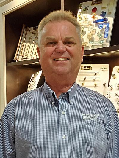 Norm Rushton Trim & Doors Specialist at Designer Showcase