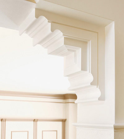 Trim & Mouldings - Doors and Trims at the Designer Showcase here at our Stoney Creek location.